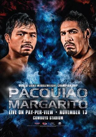 Бокс. Манни Пакьяо vs Антонио Маргарито